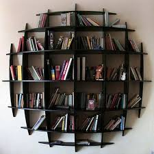 Wood Bookshelves Designs by Best 25 Cool Bookshelves Ideas On Pinterest Creative