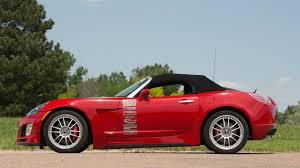 saturn sky red 2007 saturn sky convertible s138 denver 2016