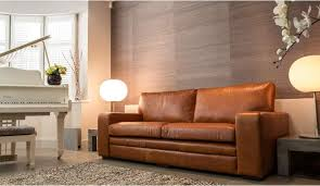 Sloane  Seater Sofa Bed Sofas Darlings Of Chelsea - Chelsea leather sofa