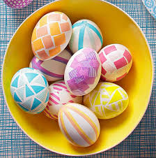 Easter Egg Decorations 50 Adorable Easter Egg Designs And Decorating Ideas Easyday
