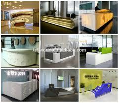 Fancy Reception Desk High End Front Desk Counter Designsluxury Modern Receptionist