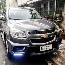chevrolet trailblazer white road test chevrolet trailblazer
