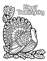 color book turkey pictures by number simple print thanksgiving day