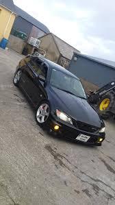altezza car black newbie from ireland tezzaworld