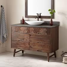 Mid Century Modern Bathroom Vanity Mid Century Modern Bathroom Signature Hardware