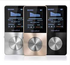 mp mucic 2016 idealist s1813 8g memory metal mp3 walkman mp 4 lossless music