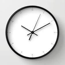 Best  Minimalist Clocks Ideas Only On Pinterest Designer - Design clocks wall