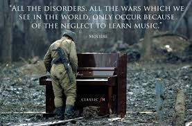 words of peace and healing through classic fm
