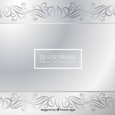 silver frame vectors photos and psd files free