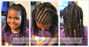cornrow and twist hairstyle pics beads braids and beyond natural hair styles for little girls