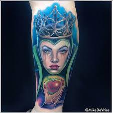 disney villain tattoos inked magazine part 2