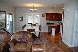small open concept floor plans living room open plan kitchen dining living room modern