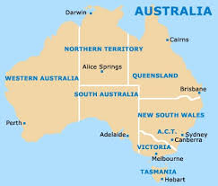 territories of australia map about australia evicon australia best migration