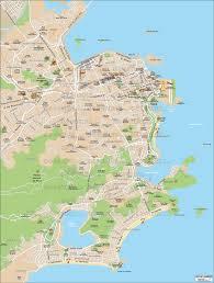 de janeiro on the world map geoatlas city maps de janeiro map city illustrator fully