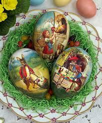 papier mache easter eggs bunnatine dreams papier mâché easter eggs