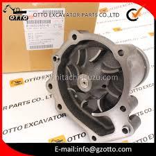 Hitachi Zx200 3 Isuzu 4hk1 Engine Water Pump 8 98022822 0 8980228220