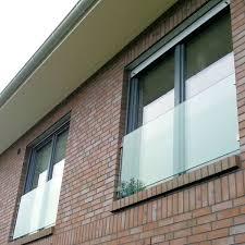 glas f r balkon franzsischer balkon glas in laibung franz sischer balkon quot