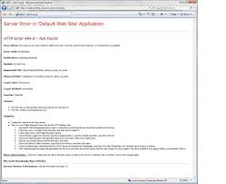 Robocopy Flags How To Use Http Detailed Errors In Iis 7 0 Microsoft Docs
