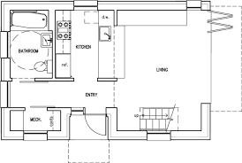 backyard cottage plans cottage floor plans with loft house plans and more house design