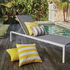 Crate And Barrel Patio Cushions by Riviera Lily Outdoor Cushion By Rapee Zanui Cushion Style