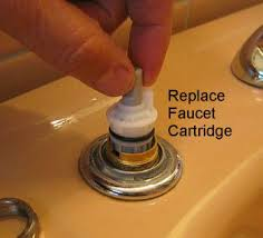 Cartridge Type Faucet Repair A Two Handle Cartridge Faucet