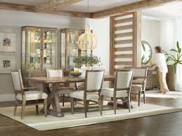 Trestle Dining Room Table Sets Furniture Dining Room Studio 7h Geo Trestle Dining Table