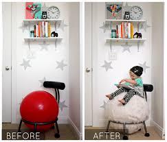 Chair Office Design Ideas Furniture Gaiam Balance Ball Chair For Inspiring Unique Chair