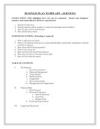 Cover Letter For Business Plan by Basic Business Plan Templates Thebridgesummit Co