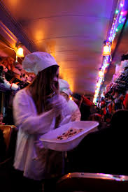 all aboard the polar express train ride visitrenotahoe com