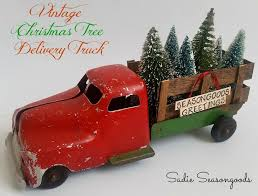 christmas tree delivery 314 best christmas trees in trucks and other fab ideas images