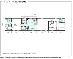 4 Bedroom Single Wide Floor Plans Single Wide Mobile Home Floor Plans 2 Bedroom U2013 Bedroom At Real Estate