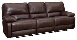 Leather Electric Recliner Sofa Leather Electric Reclining Sofa 59 With Leather Electric Reclining