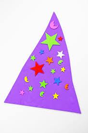 wizard hat kids craft only 3 supplies ella and annie