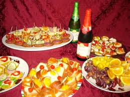 hosting a frugal gourmet feast with aldi food