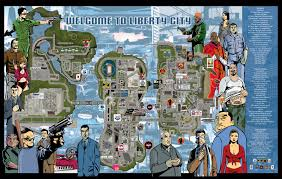 Portland Air Quality Map by Download Maps For Grand Theft Auto 3 Vice City U0026 San Andreas