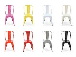 chaise pas cher chaise tolix pas cher beautiful chaise tolix t bois et mtal