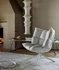 how the armchair entered in the history of design