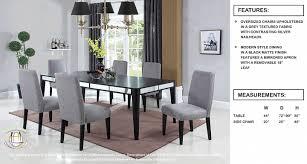 Mirrored Dining Room Furniture Nationwide Furniture Distributors Dinette Sets