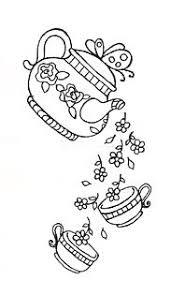 teacups emma tea party ideas teacup embroidery