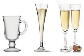 martini glasses clinking sip in style with these different types of champagne glasses
