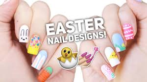 10 easy easter nail art designs the ultimate guide youtube