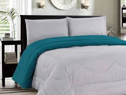 bedding set blue and white comforter target beautiful turquoise