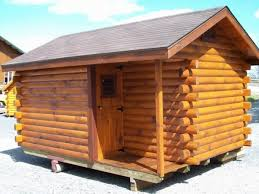 Prefabricated Cabins And Cottages by Trophy Amish Cabins Llc Cottageoptional Items In Red Text