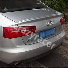 audi a6 spoiler high quality audi a6 rear spoiler promotion shop for high quality