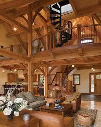 timber frame home interiors timber frame homes picmia