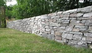 garden retaining wall highland stonecraft