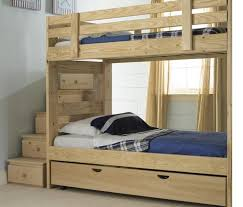 Bunk Bed Plans With Stairs Bunk Bed Plans With Stairs For Door Stair Design