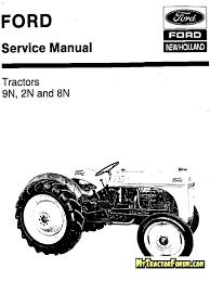 9n 2n 8n new holland service manual carburetor axle