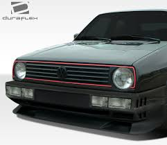 volkswagen golf 1985 toyota golf front bumpers 1985 1992 volkswagen golf 2 dr r 1 wide