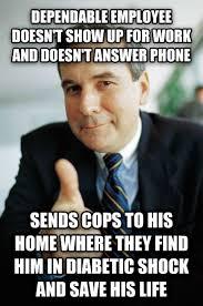 Answer Phone Meme - livememe com good guy boss